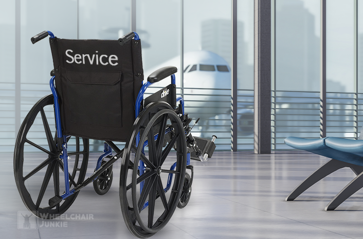 How Do I Get Wheelchair Service in an Airport?
