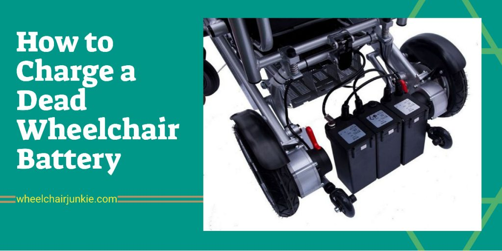 Image showing a wheelchair battery