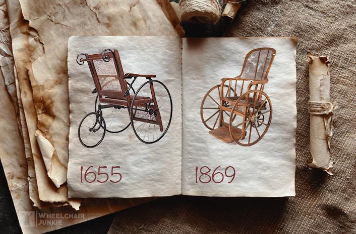 Wheelchair History Timeline